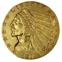 1911-indian-gold-coin